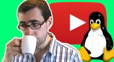 The state of Linux, vanilla tea review and a channel update - Rambly vlog by Chris Were Digital