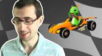 Why I love SuperTuxKart and free software gaming by Chris Were Digital